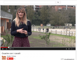 video quattro colonne stand up