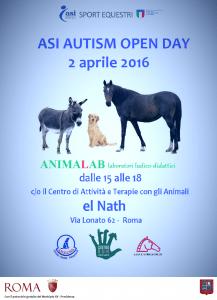 animalab autism day blu loghi